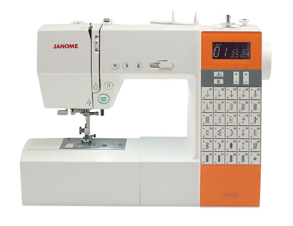Image: janome.co.uk