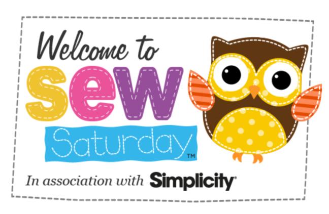 Sew Saturday - 17 October 2015
