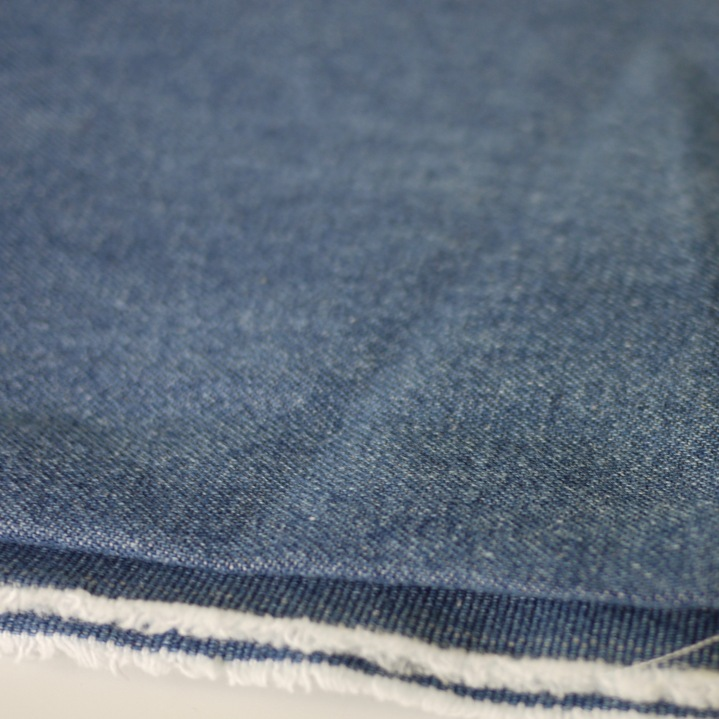 Lightweight denim and cotton twill are good choices for Simplicity 1696