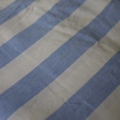 You can use striped cotton for the Sew Over It Ultimate Trousers