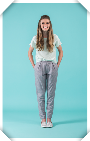 Papercut's Guise trousers