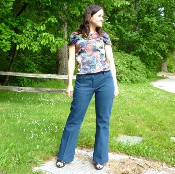 Sewaholic's Thurlow trousers