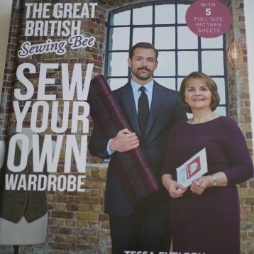 How could the publishers not find a better picture of Patrick and May? He looks grumpy and she looks startled!